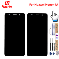 Huawei Honor 4A LCD Display Touch Screen Test Good Digitizer Assembly Replacement For Huawei Y6 SCL
