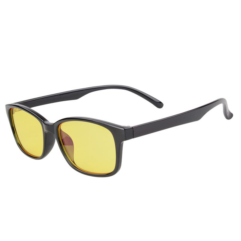 Anti Blue Light Computer Glasses Goggles Blue Rays Blocking Gaming Reading Glasses Yellow lens Radiation-resistant Glasses Frame