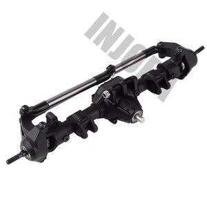 Image 4 - Injora Rc Auto Voor Achter Rechte Compleet As Voor 1:10 Rc Crawler Axiale SCX10 Ii 90046 90047 Upgrade Onderdelen