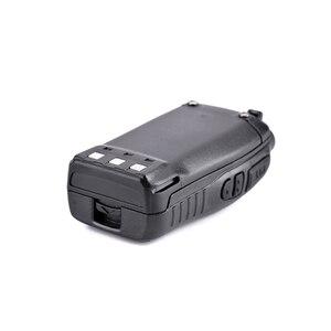 Image 3 - 100% Original Baofeng UV B5 Station de Radio bidirectionnelle VHF UHF 5W 99CH jambon Radio FM émetteur portable talkie walkie B5 émetteur récepteur
