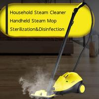 220V 2300W High Pressure Steam Cleaner Floor Washing Machine Household Car Washer Home Appliance Hood Air Conditioning Carpet