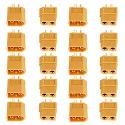 XT60 XT-60 Männlich-weibliche Kugel Anschlüsse Stecker Für RC Lipo Batterie 10/20PCS (5 Paare/10 pairs) großhandel