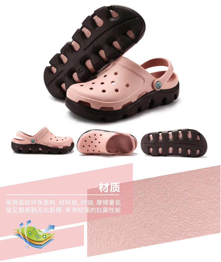 3d2424ef9a01e1 ... 2019 New Men's and Women's Crocband Clog Comfort Slip On Casual Water  Shoe Slippers Beach Sandals