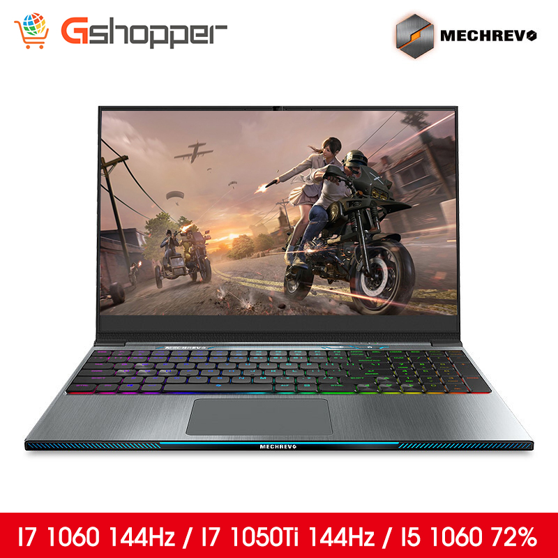 MECHREVO Z2 Electronic Competitive Screen 15.6 Inch Intel 8th Gaming Laptop Windows 10 Notebook i7-8750h 1TB Mechanical keyboard(China)