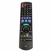 Used Original Remote Control For Panasonic N2QAYB000293 DMR-XW400 DMR-XW390 DMR-XW390GLK N2QAYB000339 DVD Recorder Fernbedienung