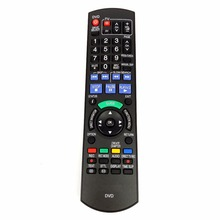 Used Original Remote Control For Panasonic N2QAYB000293 DMR-XW400 DMR-XW390 DMR-