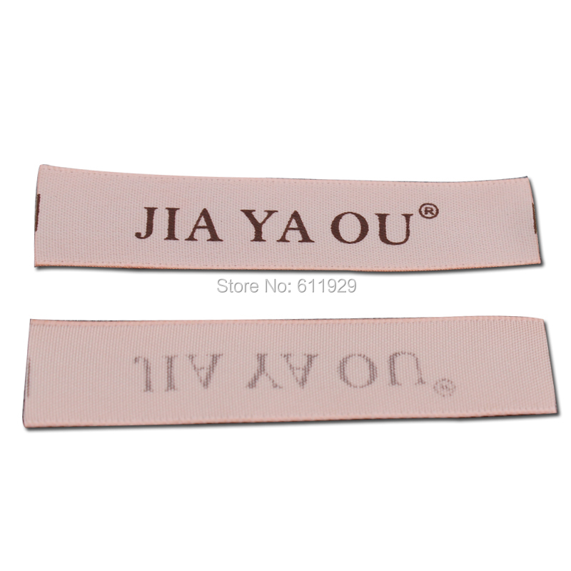 Custom Clothing Tags/clothes Label Printing/shirt Tag/logo