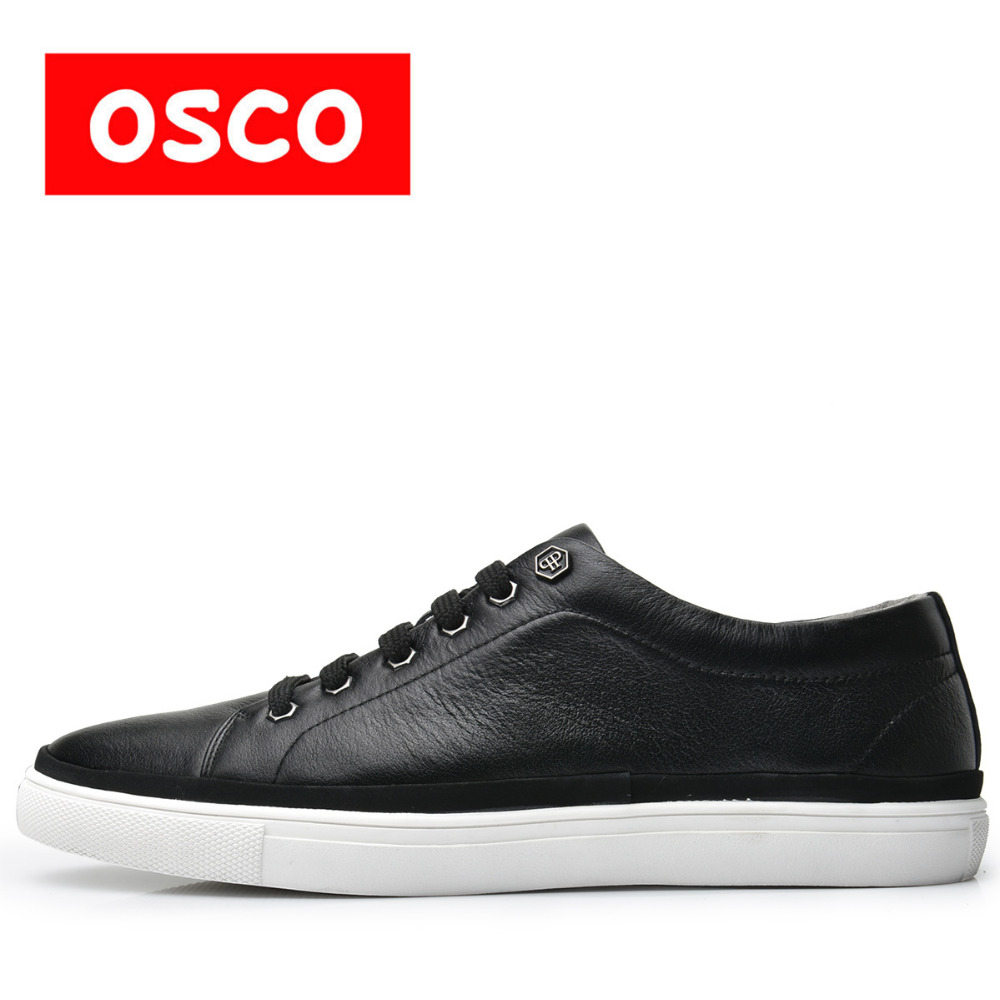 OSCO ALL SEASON New Men Shoes Fashion Men Casual Shoes #S3234 пена монтажная mastertex all season 750 pro всесезонная