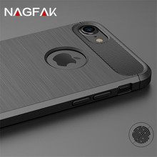Carbon Fiber Phone Cases For iPhone 6