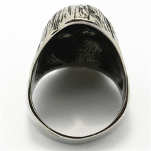 Chebacca Men's Stainless Steel Ring Size 8 to Size 15