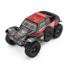 WLtoys 124012 RC Cars 1/12 4WD Remote Control Drift Off-road Rar High Speed Car 60KM/H Short Truck Radio Control Racing Cars