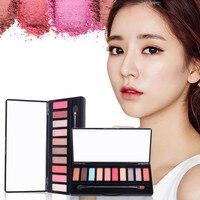 ZD Brand Eye Shadow 10Color Palette Eyes Makeup Kit High Quality Long Lasting Eyeshadow Beauty Make