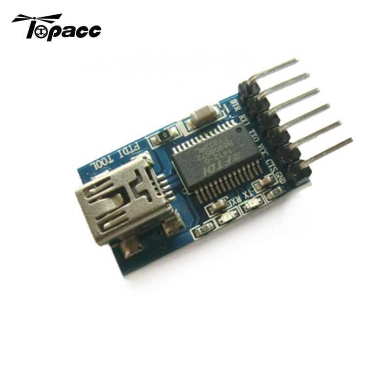 FTDI 5 فولت USB إلى TTL MWC العالمي مبرمج Debuger لاردوينو FIO/برو/mini/NWC OSD MINIOSD F3 وحدة تحكم في الطيران RC نماذج