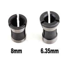 6,35 мм 8 мм Высокая точность цанговый патрон гравировальный обрезной станок электрический маршрутизатор для машинного производства