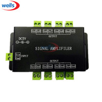 LED Controller Signal Amplifier Via SPI Output Signal Symphony 8 Control Group Amplifier For Music Controller