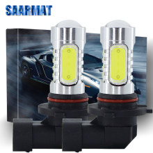 2pcs 2400Lm H11 H8 LED Car Lights LED Bulbs 9005 HB3 9006 HB4 White Daytime Running Lights DRL Fog Light H10 H16JP Driving Lamp(China)