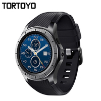 TORTOYO DM368 Plus 3G Smart Watch Phone 1.39 Android 5.1 OS 1GB 16GB Pedometer Heart Rate Monitor Bluetooth GPS WIFI Smartwatch