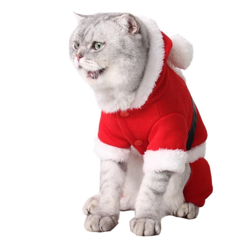 Brand New Christmas Patter Sweater Pet Dog Costume