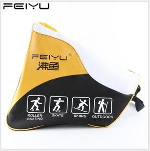 Image 4 - Slalom Bag Roller SKate Shoes Bagpack Single Shoulder Inline Skate Backpack Big Capacity Carrying Bags 3 Types avaiable