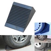 2pcs Wheel Chocks Stop Tire RV Camper Trailer Car Truck Stopper Block Vehicle Wheel Tire Stoppers Antislip Locator Reverse Pad