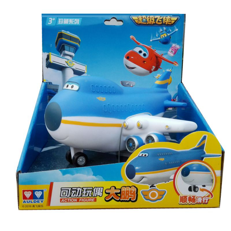 Super Wings Jimbo/Roy/Bean/Roc Model Transformation Airplane Robot Action Figures Boys Birthday Gift Brinquedos 2017 real transformation car robot human alliance bumblebee and sam birthday gift for boys