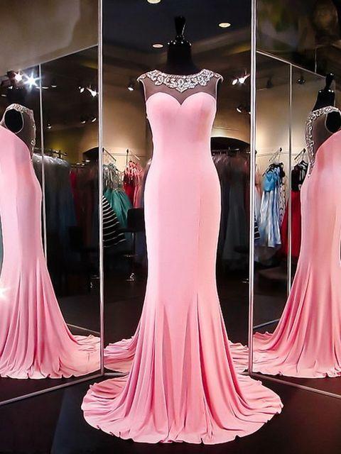 Nueva Sexy Vestido de fiesta apretado delgado sirena vestidos de ...