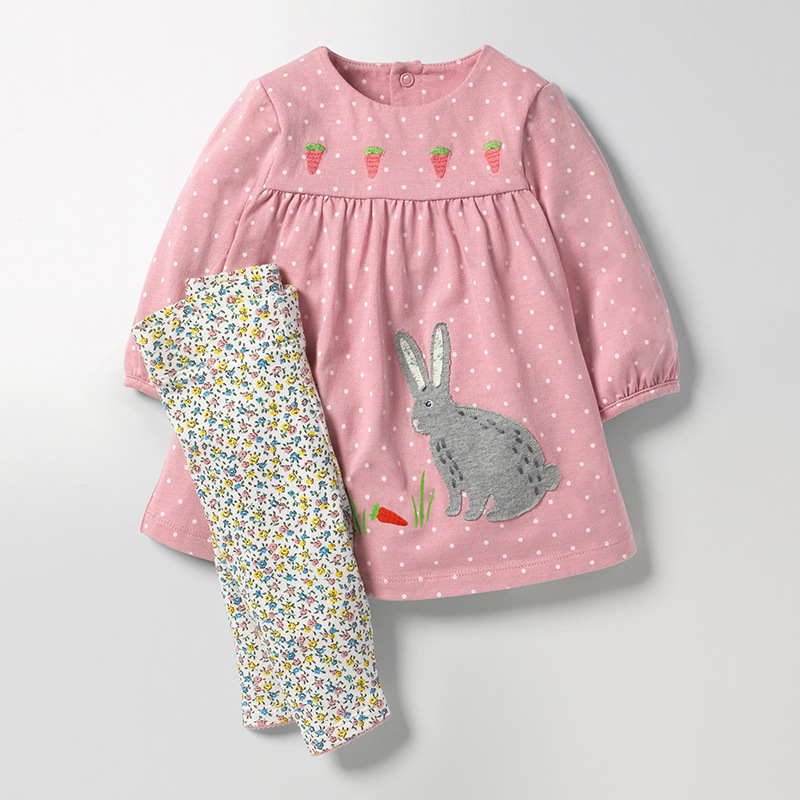 Little maven 2-7Years Autumn Cotton Toddler Kids Girl Childrens Fall Clothing Sets Girls Boutique Outfits Kits Clothes For BabyLittle maven 2-7Years Autumn Cotton Toddler Kids Girl Childrens Fall Clothing Sets Girls Boutique Outfits Kits Clothes For Baby