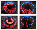 DIY Rotating LED Kit POV Welding Training Kit Upgraded Version -  Red Free Shipping