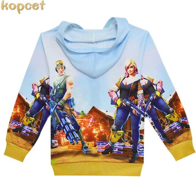 Ninja Hoodies Boys Hoodies Cartoon Children's Sweatshirts For Boys Outwear Coat Kids Clothes Cartoon Boys Girls Tops Costume 5
