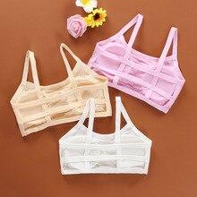Girls Underwear Sport Kids Bra Children Development Vest Period