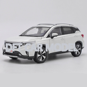 1:18 Alloy Toy Vehicles GS4 Trumpchi SUV Sports Car Model Of Children's Toy Cars Original Authorized Authentic Kids Toys