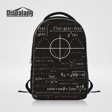 d34c68a46919 Dispalang Для женщин Для мужчин большой Ёмкость школьные сумки для Колледж  рюкзак для ноутбука 14 дюймов Тетрадь подростков Bagp.