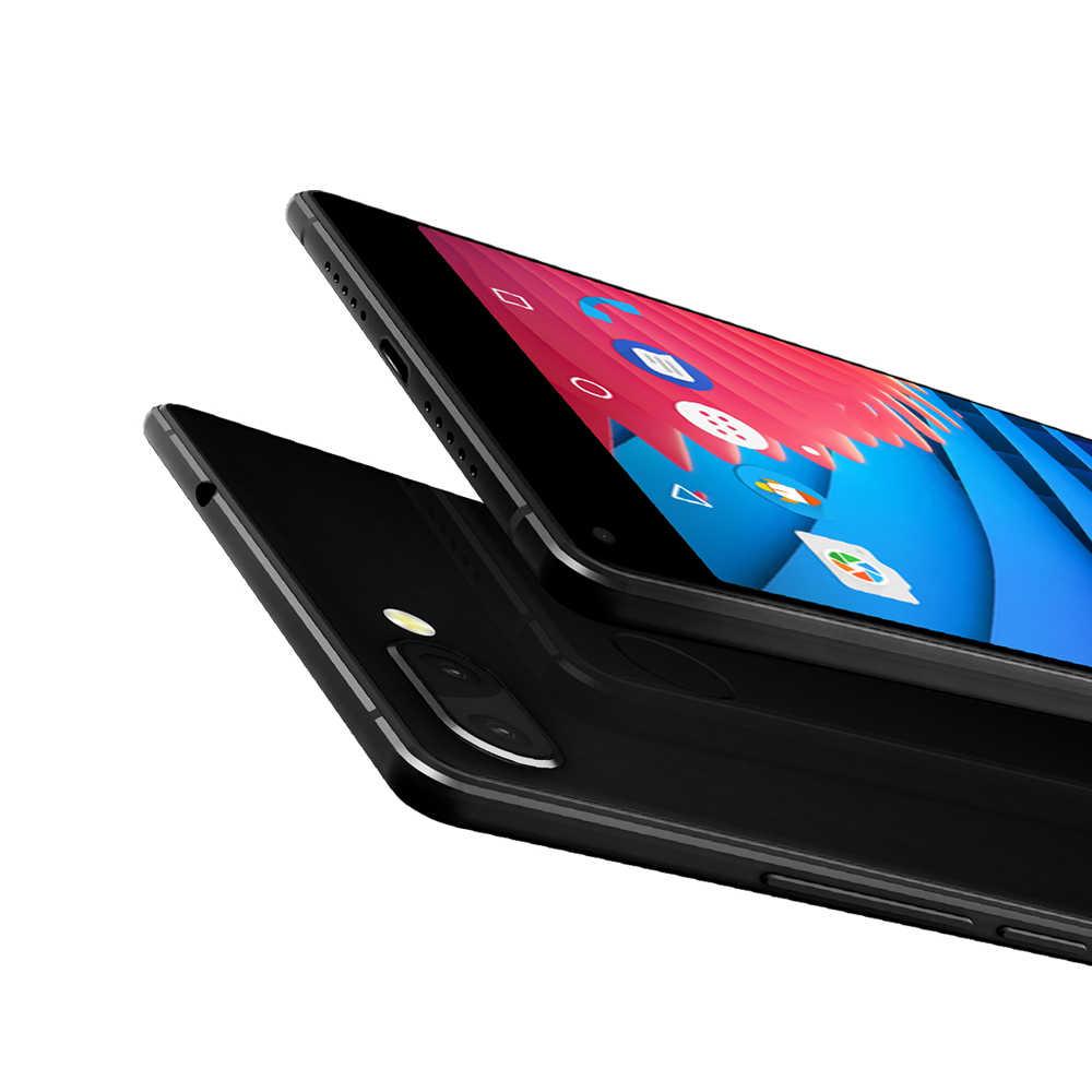 Vernee MIX 2 6 pouces écran téléphone empreinte digitale 4200mAh 6GB RAM 64GB ROM 13MP + 5MP double arrière caméras + 8MP verre Design smarpthone