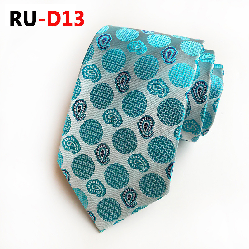 67 Colors New Silk Tie for Man Jacquard 8cm Fashion Floral Flower Pasiley Tie Business Wedding Party Necktie Cravat Gift for Him in Men 39 s Ties amp Handkerchiefs from Apparel Accessories