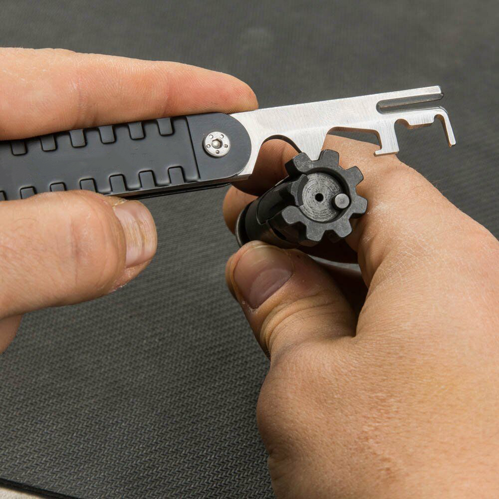 AR15/M16 Rifle Scraper BCG Carbon Removal Tool .223/5.56 AVAR15S Gun AR-15 Bolt Cleaning Kit