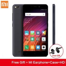 Globale version original xiaomi redmi 4a 4 eine pro smartphone 2 gb 32 GB Snapdragon 425 Quad Core 5,0 Zoll 13.0MP MIUI 8,1 OTA Update