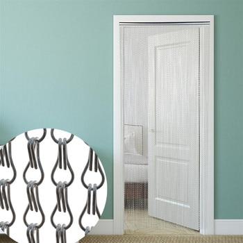 Aluminum Chain Door Fly Screen / Aluminum Chain Curtain