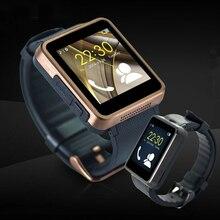 2016 New Smartwatch F1 Wasserdichte Bluetooth Armbanduhr Schrittzähler Kamera Anti Verloren Schlaf Monitor Sync Anruf Für IOS Android-Handy