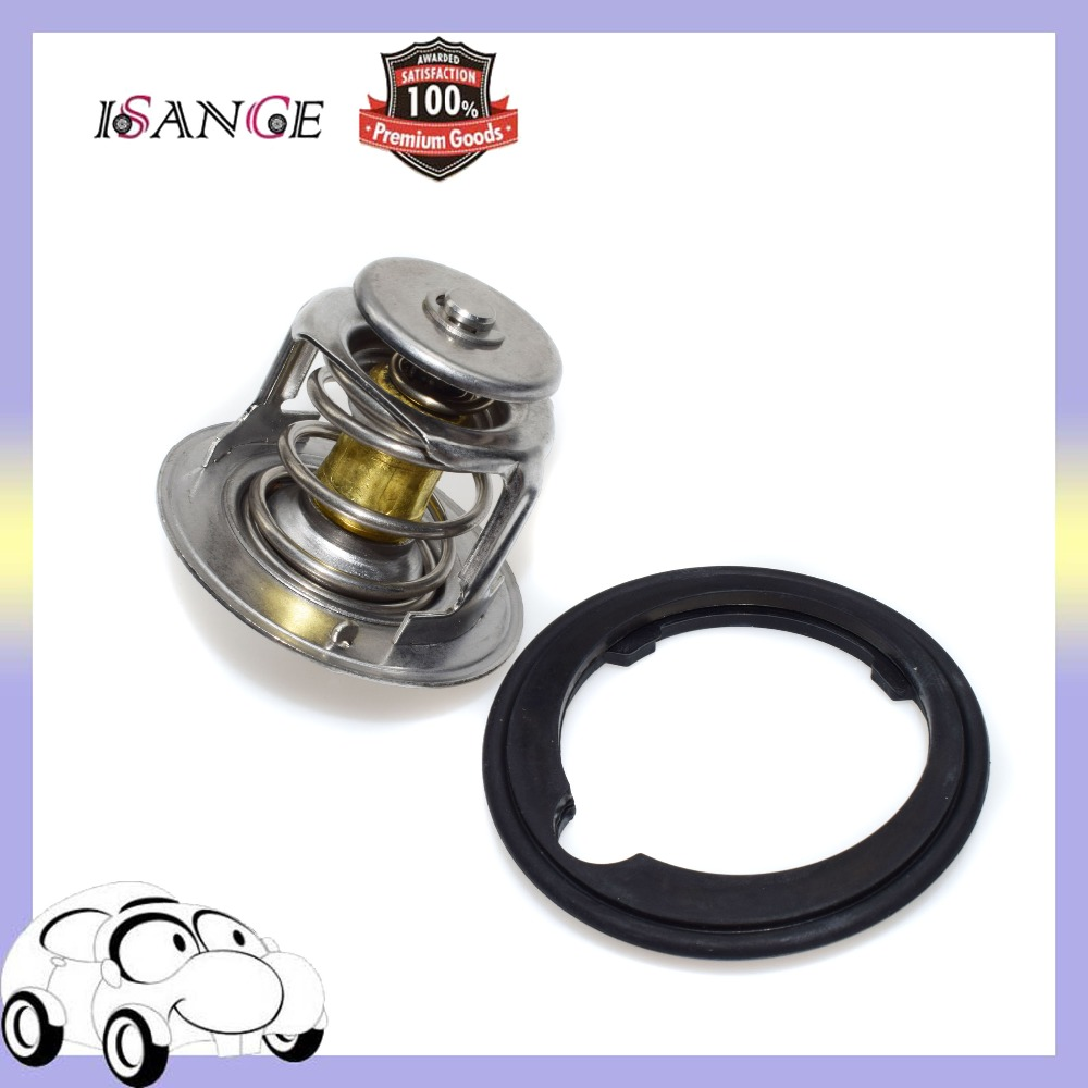 Isance Engine Coolant Thermostat For Acura Integra Honda Who Makes Accord Civic Cr V Prelude 19301