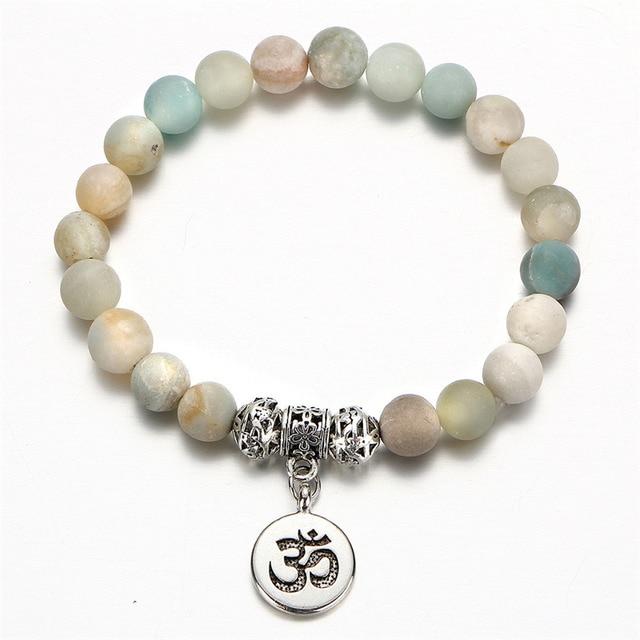 Купить janeyacy популярный винтажный женский браслет om rune мужской