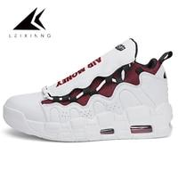 Basketball Shoes Men Liw Cut Sports Air Cushion Hombre Athletic Off White Shoes Mens Breathable Zapatillas De Baloncesto Sneaker