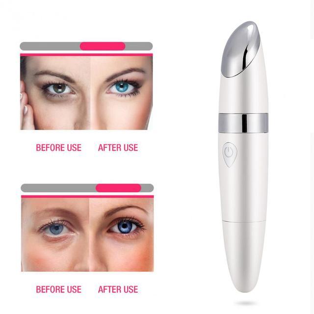 Potable Mini Vibrating Electronic Lip Balm Ionic Wrinkle Massager Fake Bake The Face Anti-Aging Self-Tanning w/ Matrixyl-3000 Lotion, 60 ml / 2 oz-Pack of 3