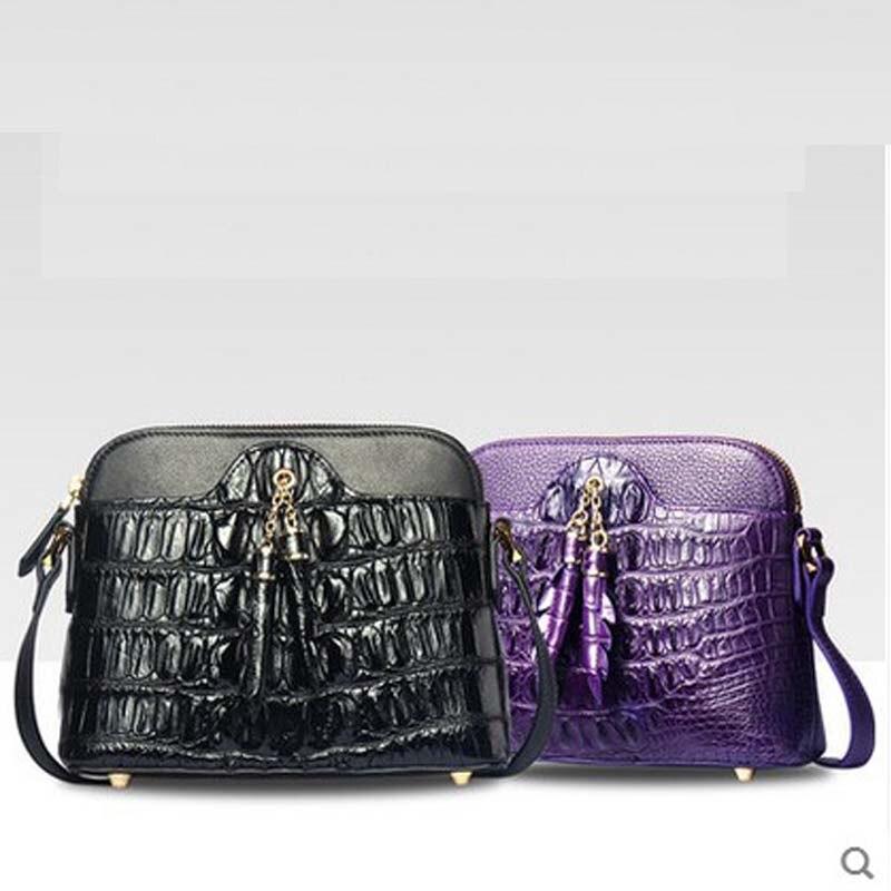 2018 2018 The new crocodile leather handbag is a genuine Thai crocodile leather shoulder bag with a single shoulder bag кронштейн hikvision ds 1619zj