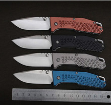 folding knife tactical knife pocket knife  Aviation aluminum  handle