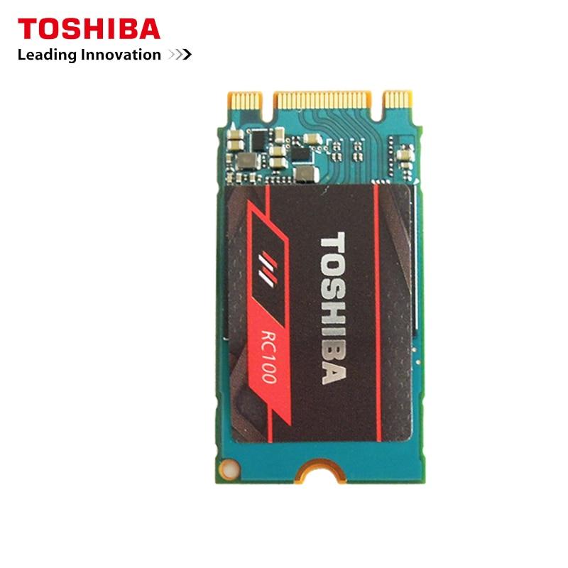 Disque dur interne TOSHIBA NVMe 120 GB M.2 2242 PCIe 3.0*2 SSD 1350 mo/s pour ordinateur portable M2 Ssd