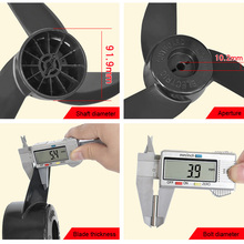 цена на Newly Motor Boat Propellers Electric Engine Outboard Electric Trolling Motor Outboard Propeller BFE88