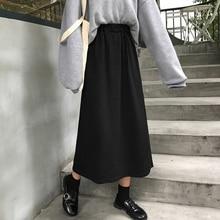 Дешевая Новинка весна лето осень Женская модная повседневная сексуальная юбка BP57