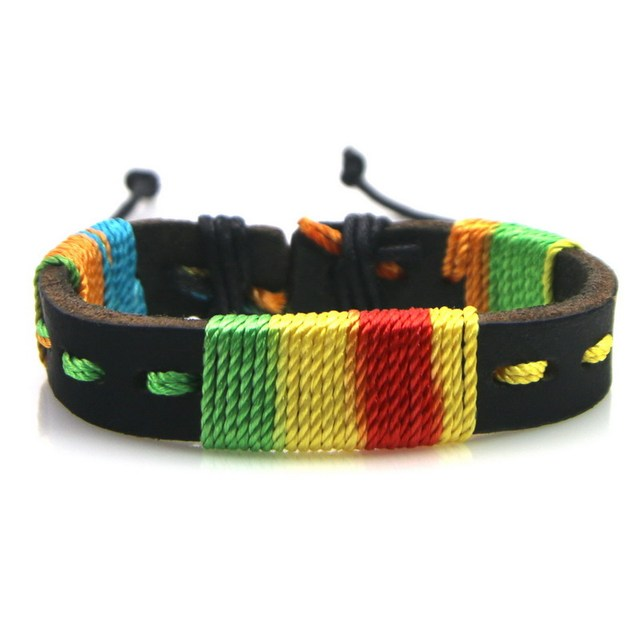 Unisex Simple Rope Laceup...