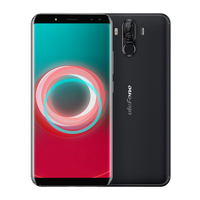 Ulefone Power 3S Mobile Phone Android 7 1 Helio P23 Octa Core Face ID Four Cam