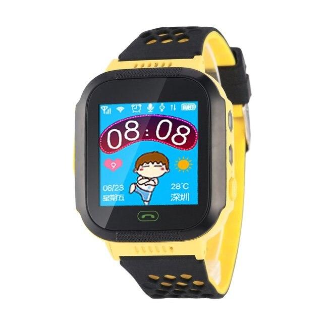 Y03 Multifunction Children Smart Watch Remote Camera SOS Emergency Alarm Watch B